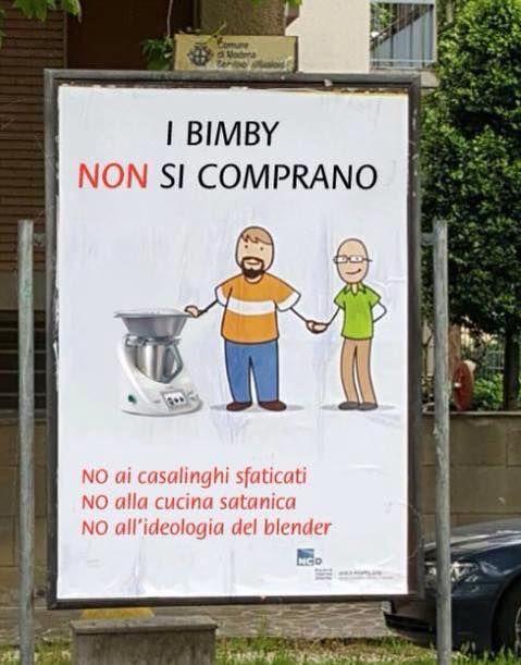 I bimby non si comprano