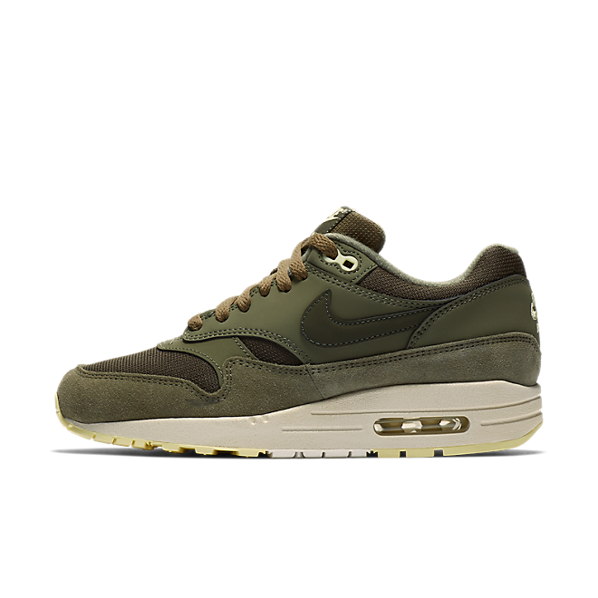 319986 305 Nike Wmns Air Max 1 SequoiaMedium Olive