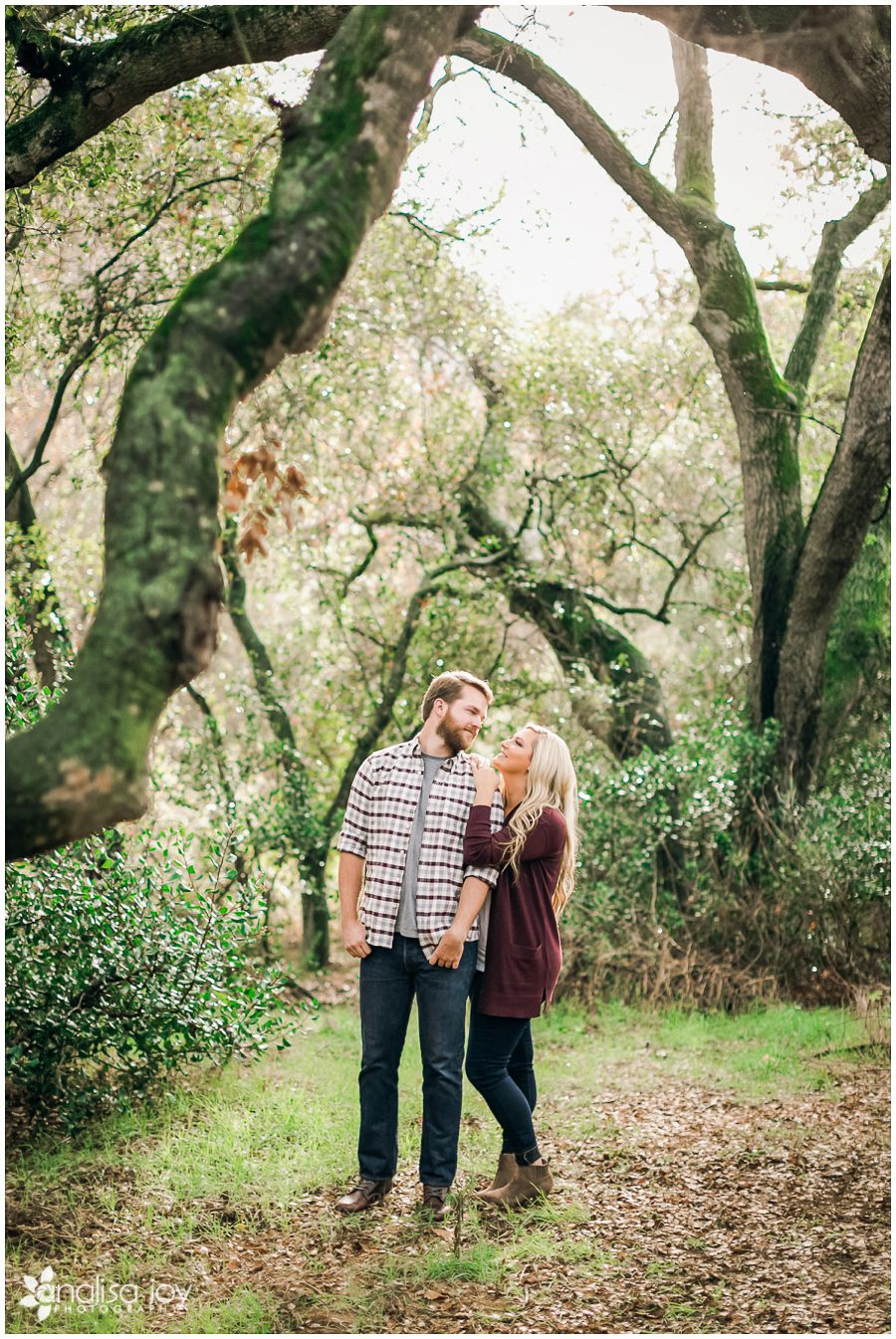 Engagement Session: Patrick & Kate | Escondido, CA | Analisa Joy Photography | San Diego, CA Photographer » Analisa Joy Photography
