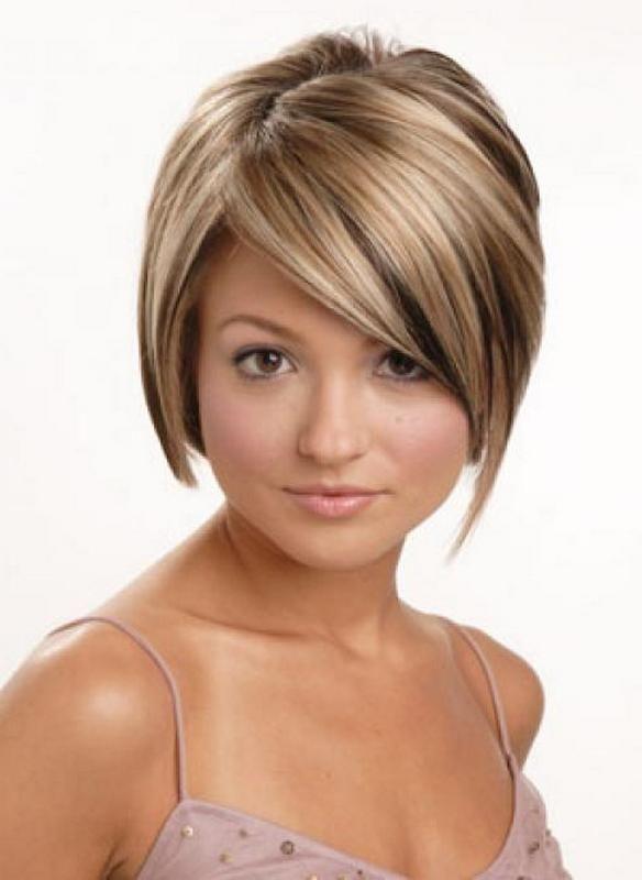 hair haircolor with highlights - Hair Color Highlights Styles