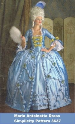 a40c817aa4a9 How to Sew a Marie Antoinette Dress | Marie Antionette | Dress ...