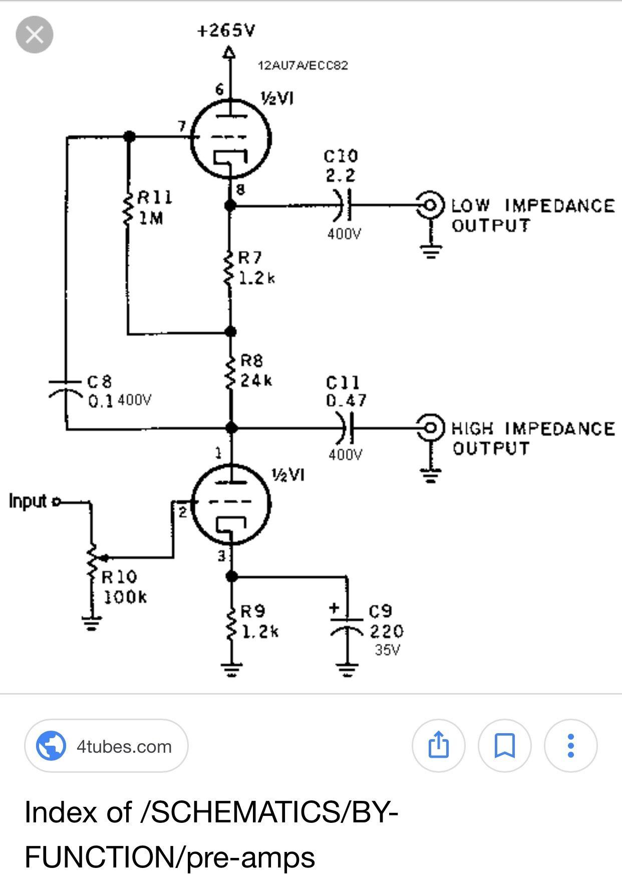 Pin By Veld On 614 In 2018 Pinterest Electronic Vacuum Cleaner Diagram Tube Ham Radio Vacuums Circuit Audio Amp Wet