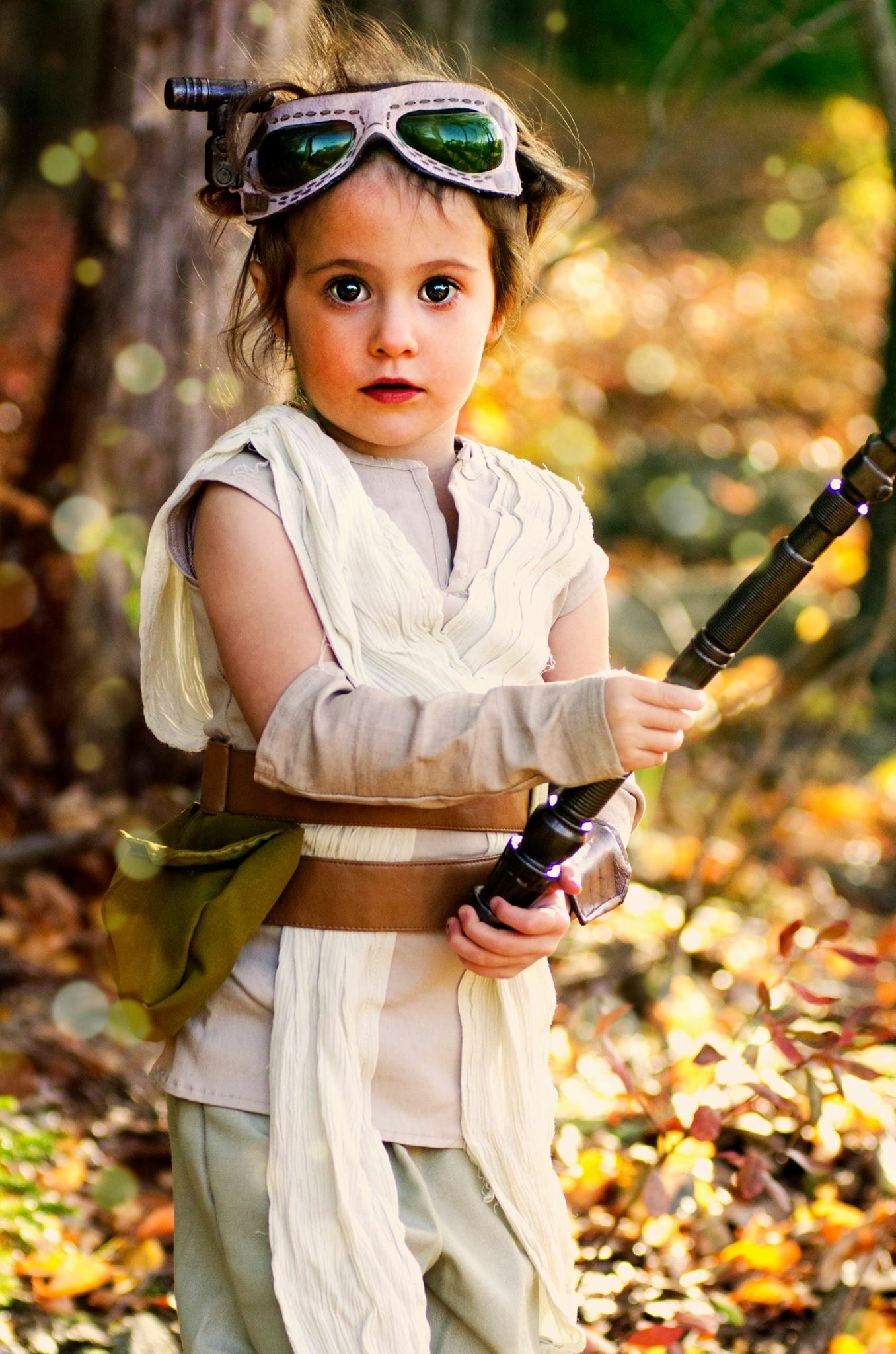 My 3 5 Year Old Daughter Asked To Be Rey In The New Star Wars