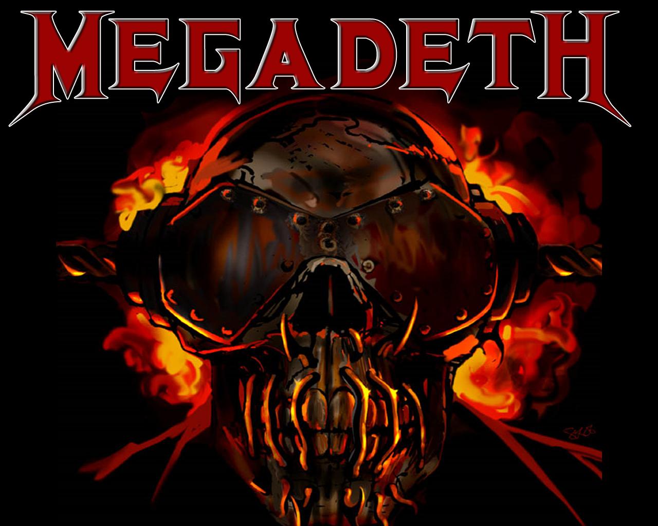 Megadeth Wallpaper Megadeth Megadeth Heavy Metal Bands Metal Bands