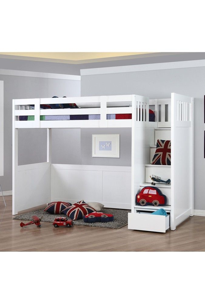 Neutron High Sleeper By The Children S Furniture Company Single