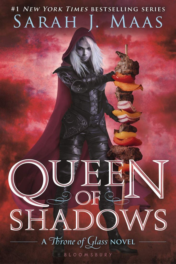 Queen of Shadows kebab
