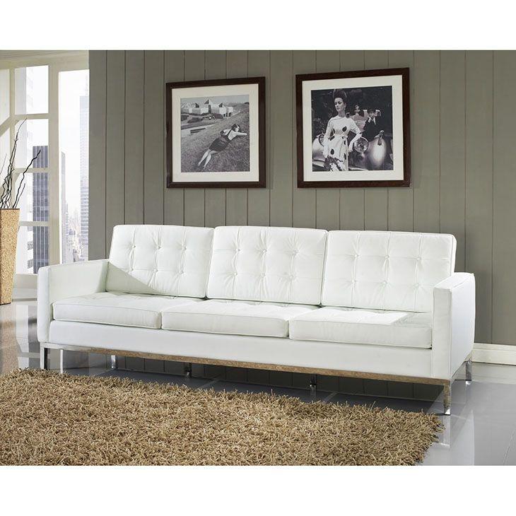 Loft Sofa Leather Or Fabric Modern Wow