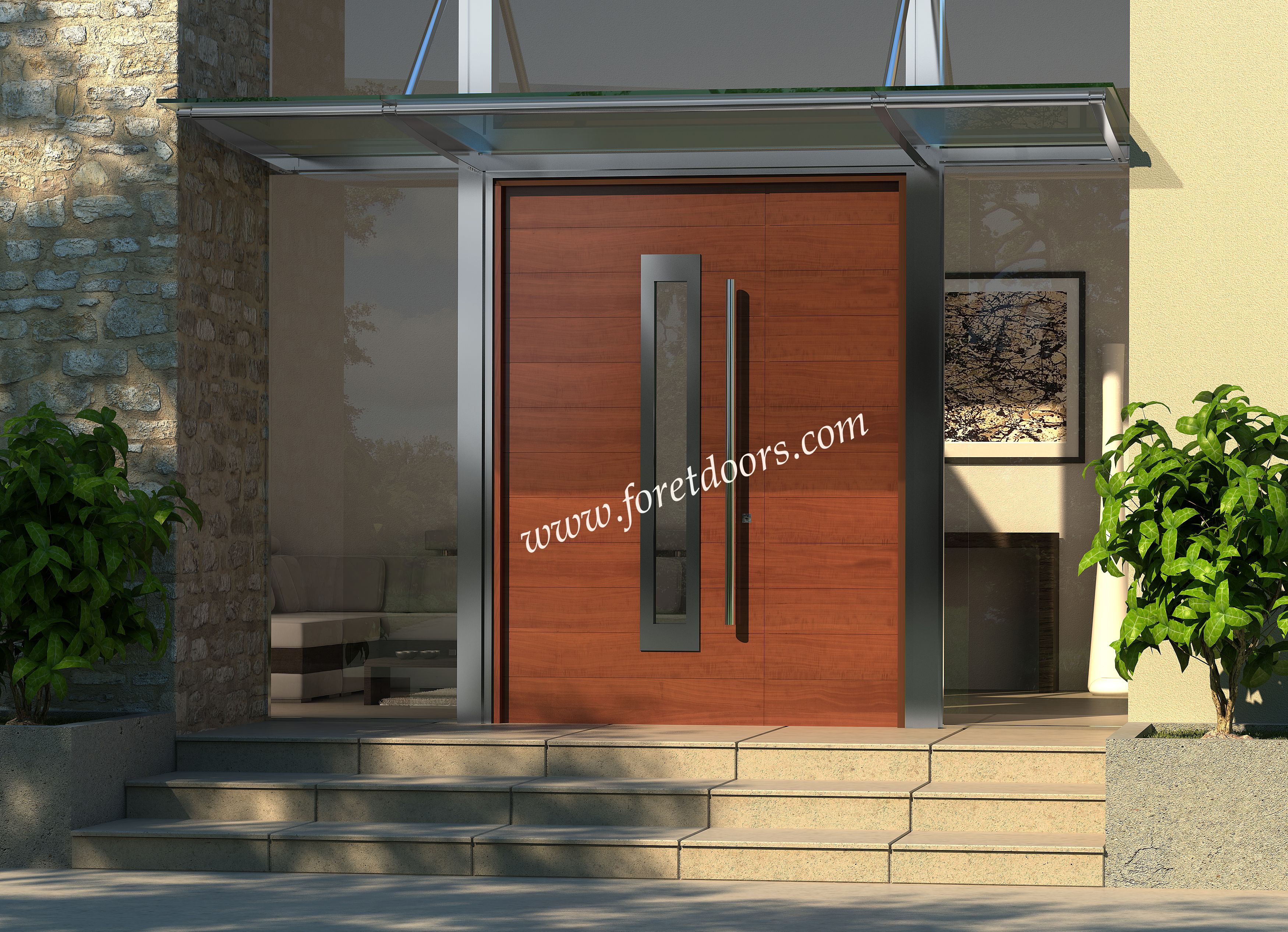 11 best Modern front entry doors images on Pinterest