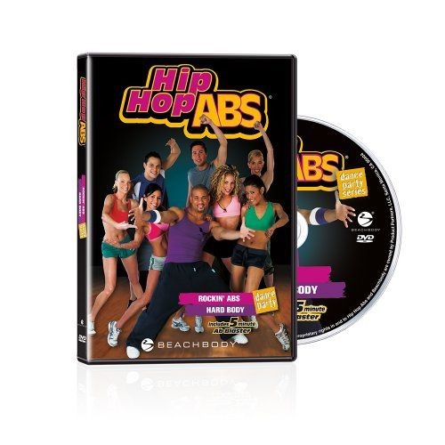 Shaun T's Hip Hop Abs DVD Workout - Rockin' Abs and Hard Body - http://fitness-super-market.com/?product=shaun-ts-hip-hop-abs-dvd-workout-rockin-abs-and-hard-body