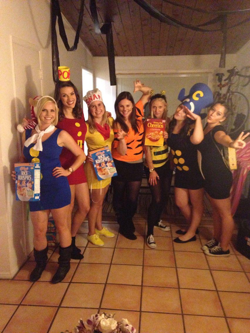 Cereal characters halloween costumes character halloween