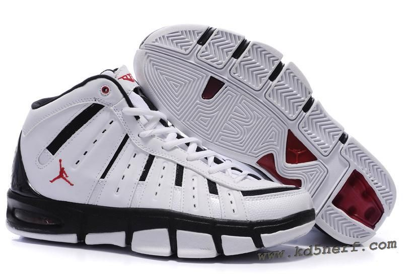 Jordan Melo M7 Carmelo Anthony Shoes White Black Hot