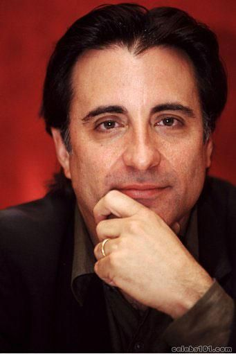 Andy Garcia By far the sexiest man I have seen