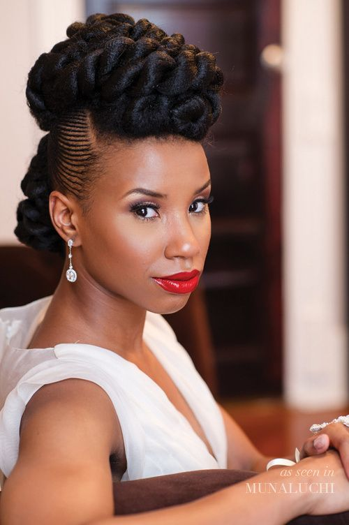 Stupendous 78 Best Images About Hair On Pinterest Updo Protective Styles Short Hairstyles For Black Women Fulllsitofus