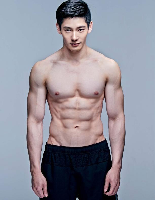 Thai hot male model