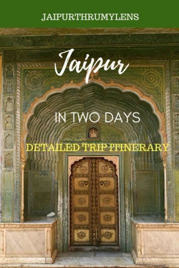 BuzzFeed Jaipur Travel Guide 2 Day Itinerary