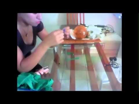 DIY: SANDALIAS SIMPLES PARA BEBE :) - YouTube