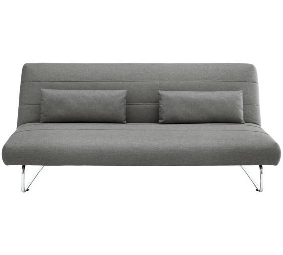 Habitat Sibu Sofa Bed Grey At Argos Co Uk Your Online