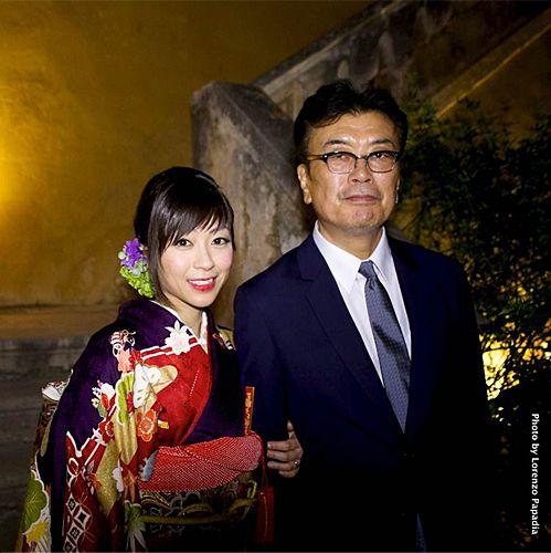 宇多田ヒカル,結婚式,着物姿