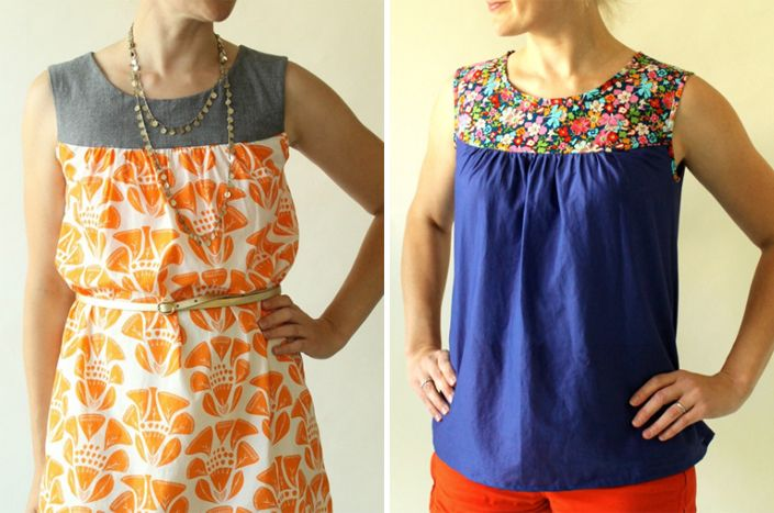 My 60 Favorite Beginner Sewing Patterns Sewing Pinterest Gorgeous Sewing Patterns For Beginners