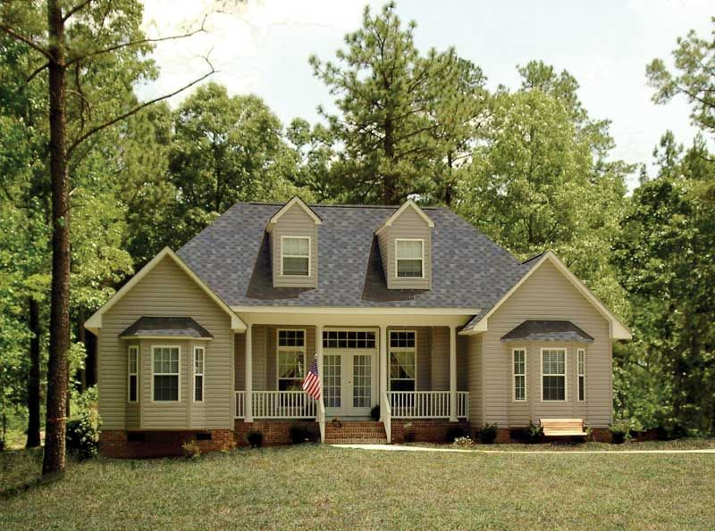 Pennridge Point Country Home Plan 016D-0062 | House Plans and More