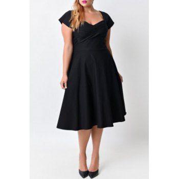 Imgenes De Cheap Plus Size Rockabilly Dress