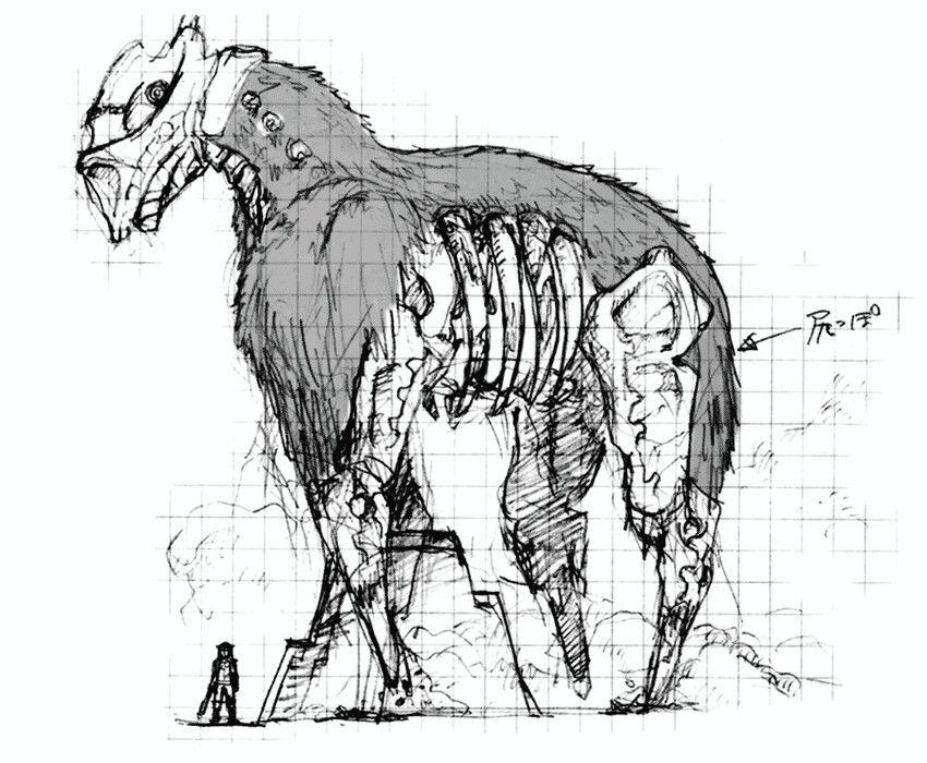 Early Phaedra Sketch Artwork Dessin Jeux