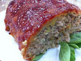 Baking Diary: Pork Meatloaf