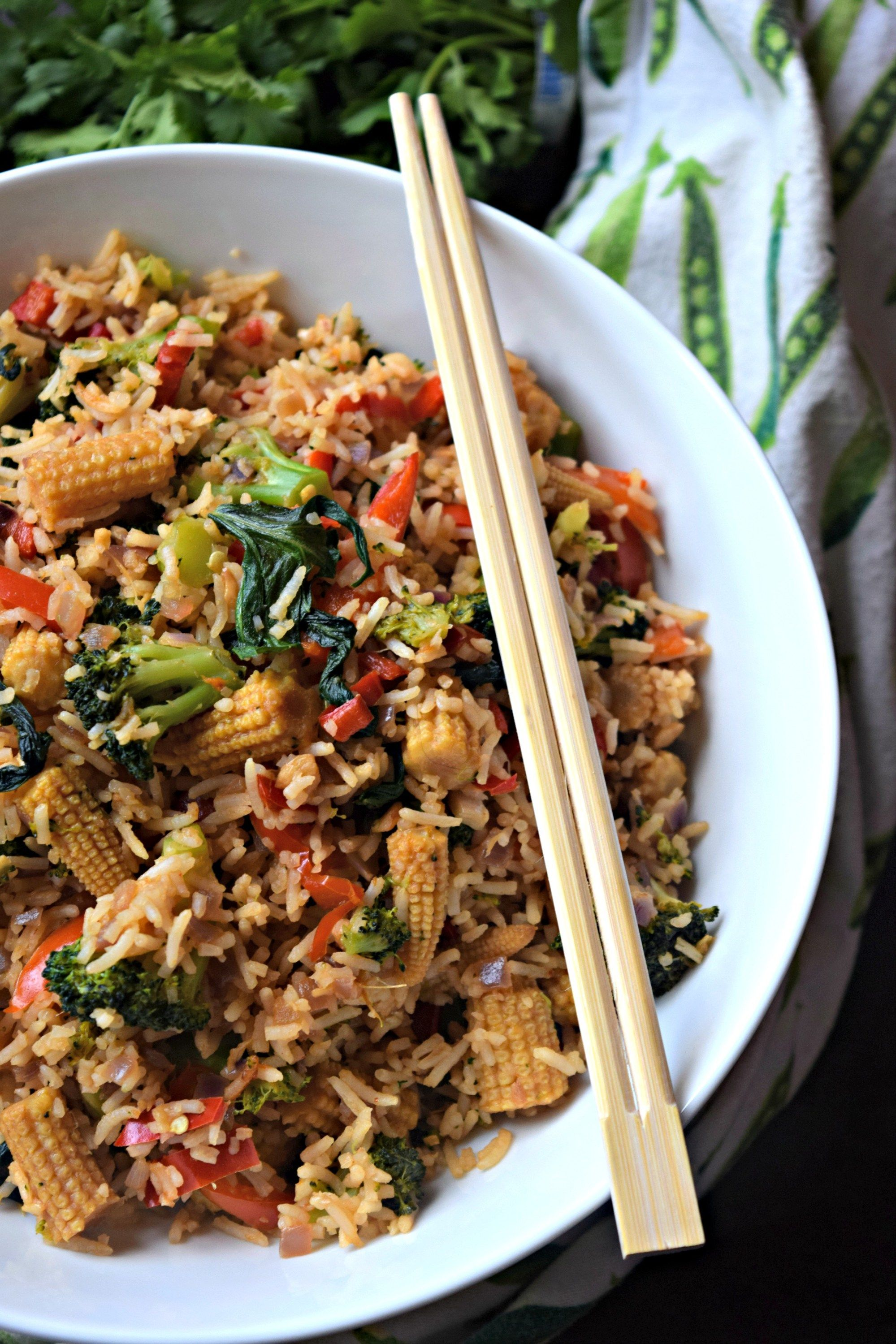 Vegetarian thai chilly fried rice recipe rice thai fried rice vegetarian thai chilly fried rice fried rice recipesthai food forumfinder Gallery