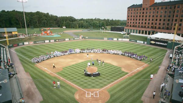 100 Maryland Places Attractions And Landmarks Places Stadium Ocean City