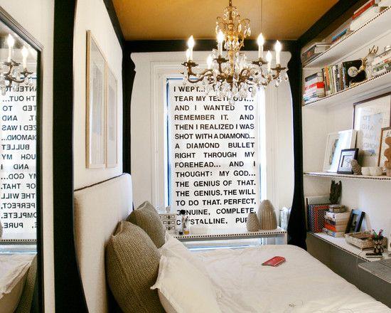 Decoraci n para dormitorios peque os dormitorios para for Decoracion de interiores dormitorios pequenos