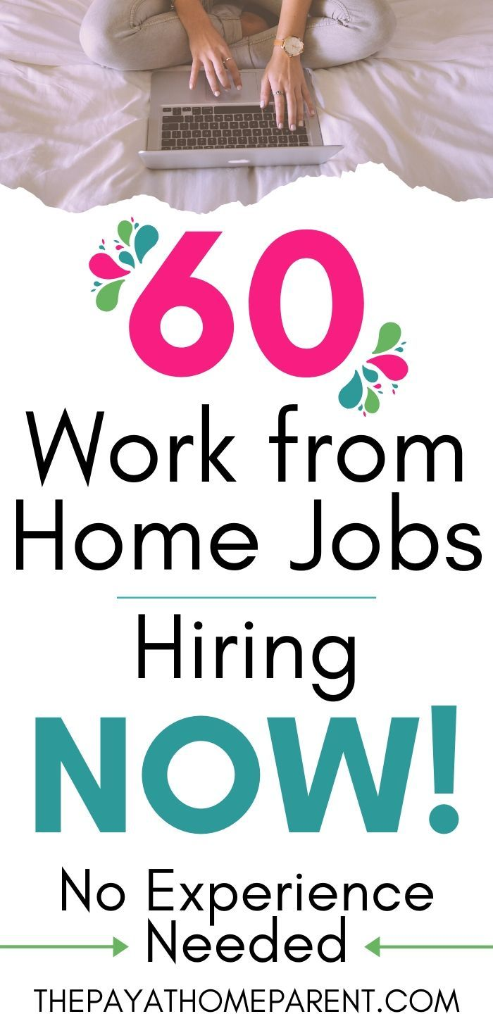 The Best Work From Home Jobs that Are Hiring Immediately