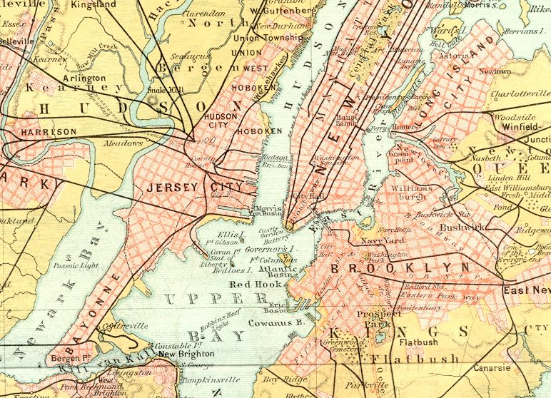 S New York Map Google Search Newsies Pinterest - New york city map google