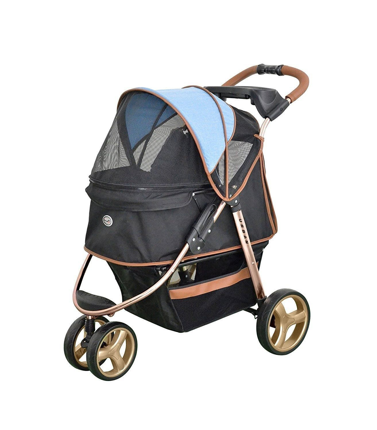 Urban Gold Luxury Buggy Pet Stroller by Innopet (With