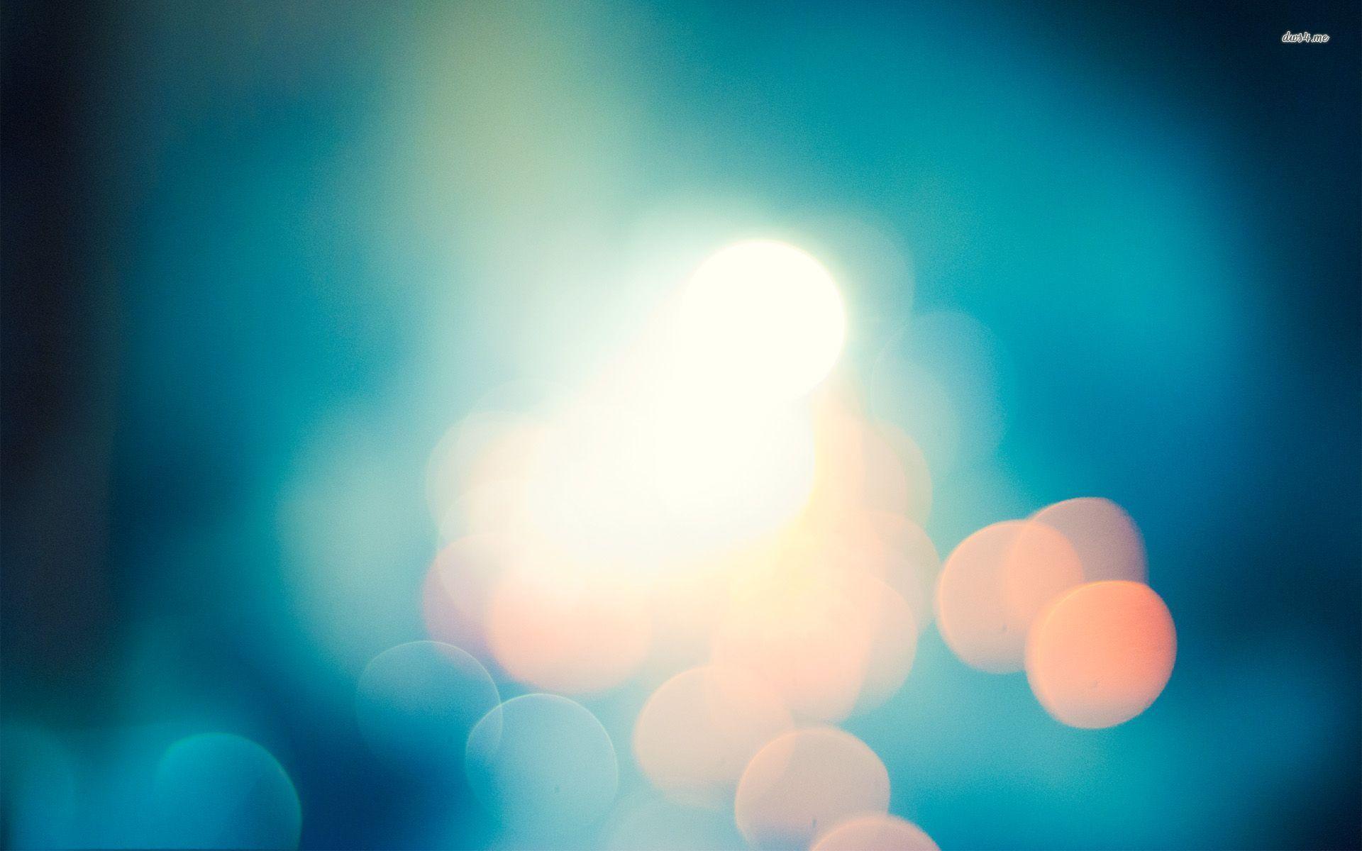 blurry lights x abstract wallpaper 1920a—1200