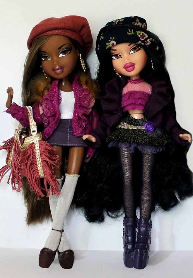 I Stan Sasha An Jade Brat Doll Black Bratz Doll Bratz Doll