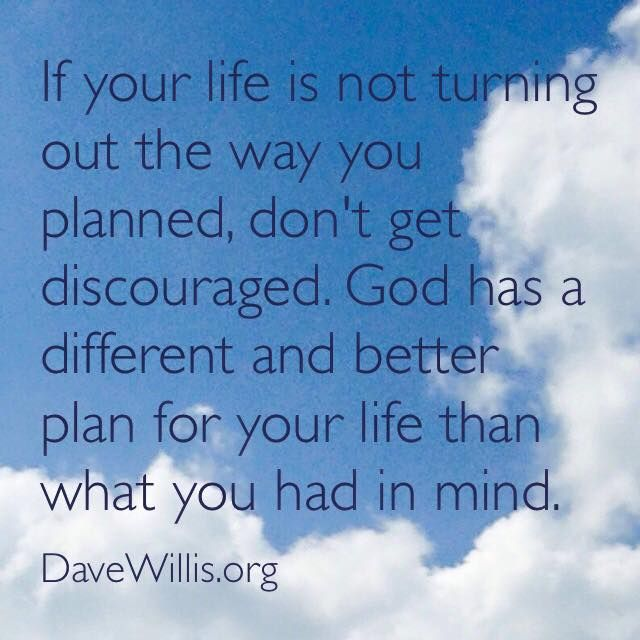 By Photo Congress || God Has Better Plans For Me Quotes