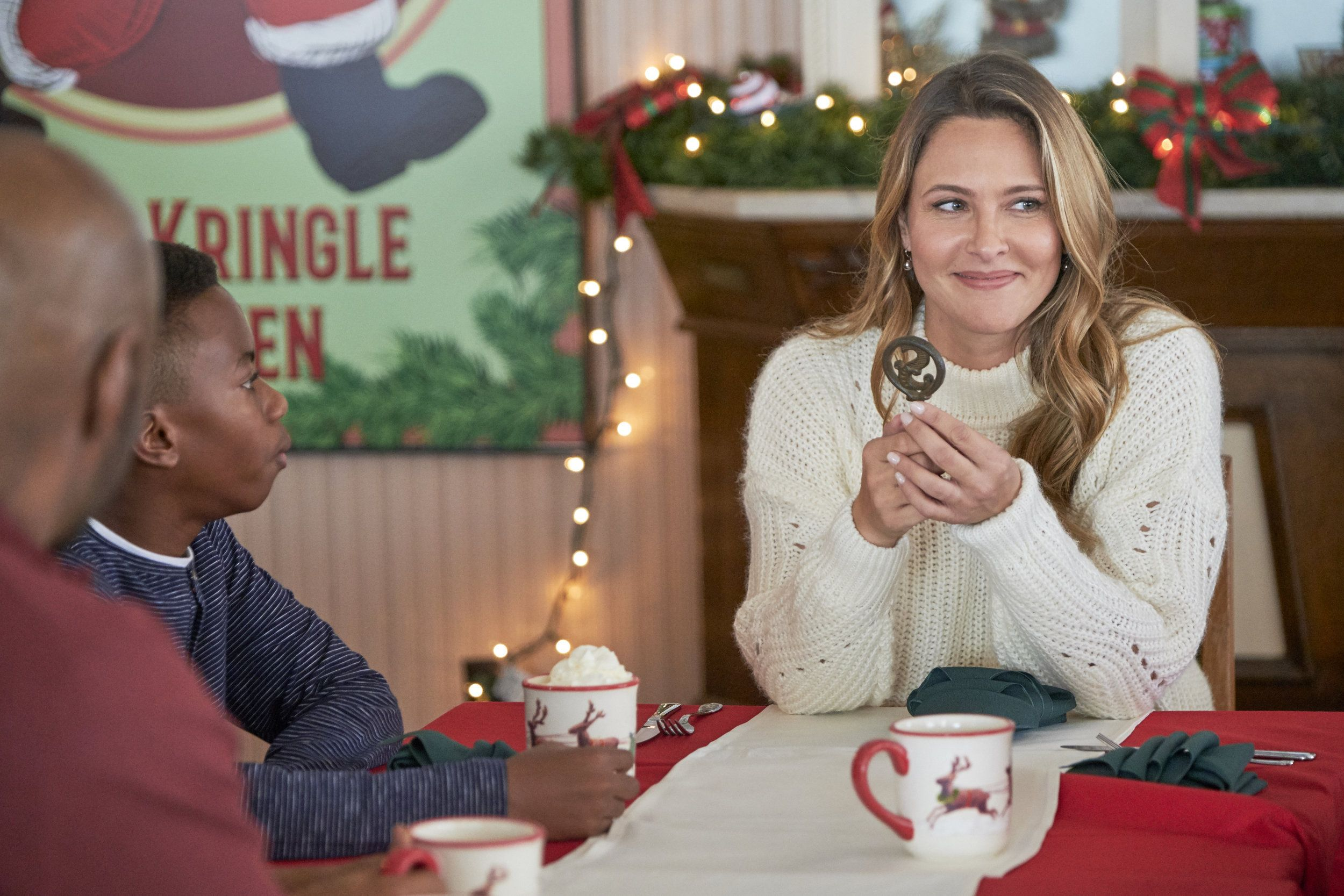 Christmas In Evergreen Letters To Santa.Check Out The Photo Gallery From The Hallmark Channel