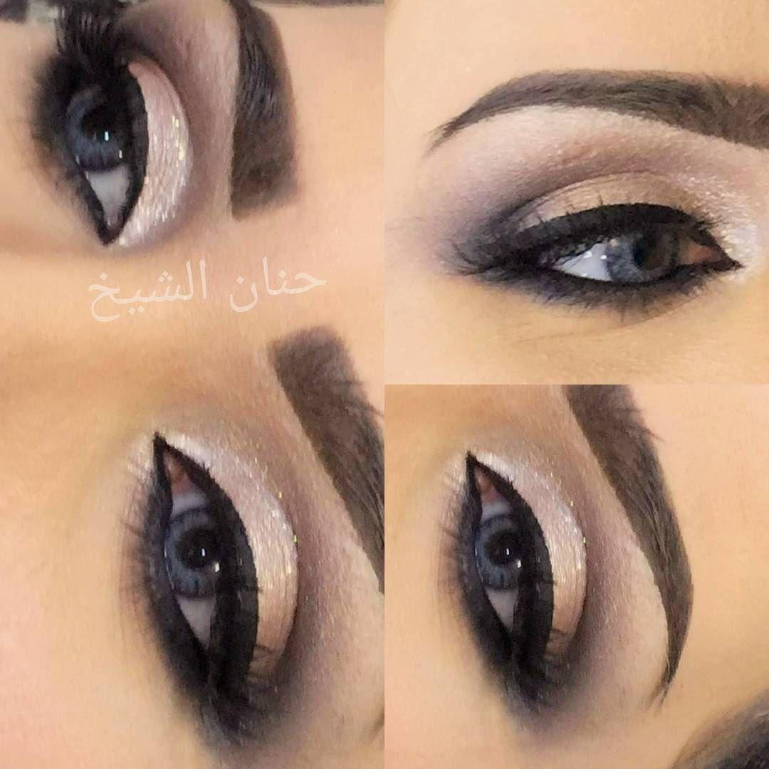 حنان الشيخ Make Up Artist On Instagram Make Up 2015 Hanan Alshaikh Artist مكياج فخم ناعم جميل انيق عروسه عرايس صالو Make Up Makeup Makeup Artist