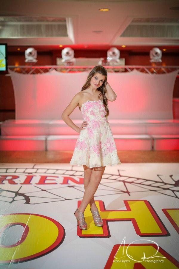 New Jersey Bat Mitzvah, White & Pink Dress {Westminster Hotel NJ ...
