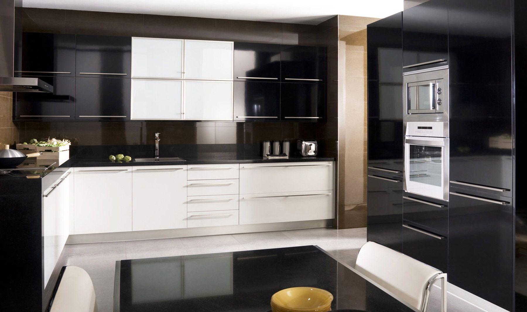 Cocina moderna jorge fernandez cocinas pinterest for Cocinas modernas