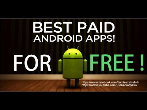 How To Get Paid Apps For FREE Android [Lifetime] - YouTube | Smart