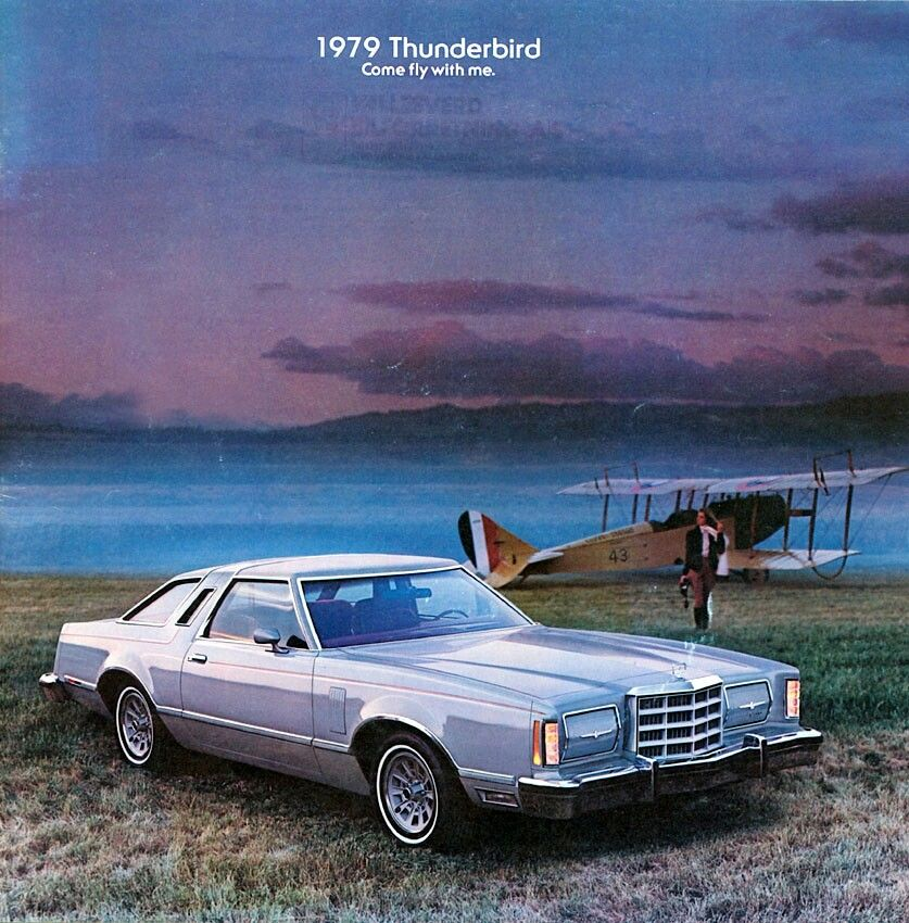 Fly the 1979 T-bird | Cars ... fun ones my dad drove and my... wish ...