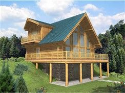 Nice House Plans With Walkout Basement 8 A Frame House Plans With