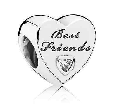 Pandora Friendship Heart Charm S925 ALE https://t.co/halkVEJKPH https://t.co/7siTBAHHhM