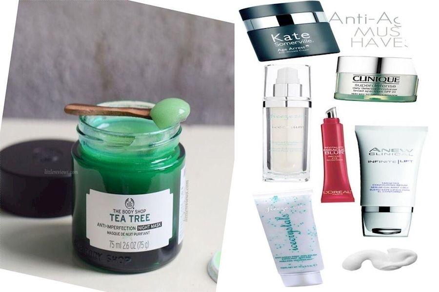 Best Skin Care Line Serum Skincare Skin Care Brand Starts With N In 2020 Body Shop Tea Tree Skin Care Skin