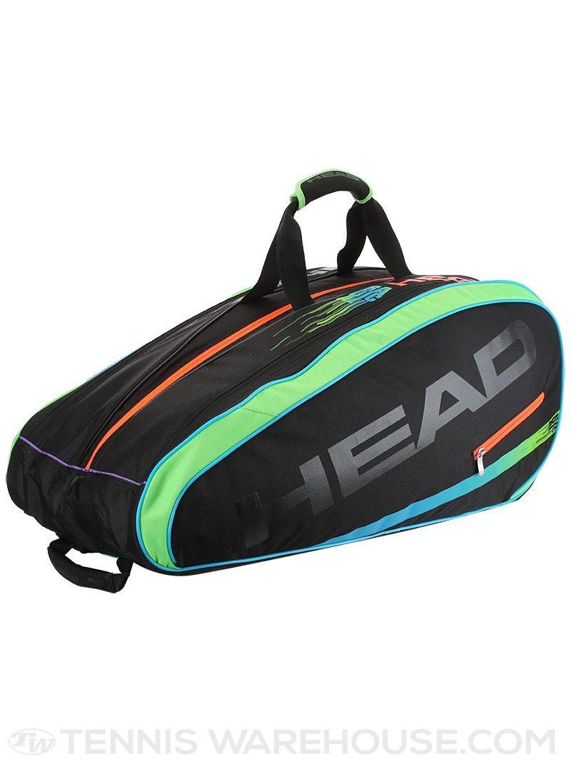 Head Limited Edition Radical 12r Monstercombi Bag Tennis Bag Tennis Gear Tennis Funny