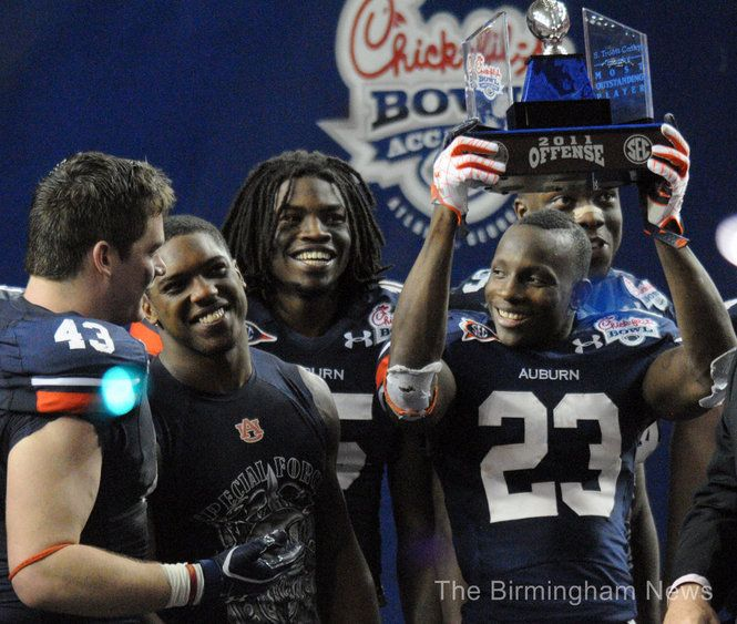 65 photos from Auburn's victory at the Chick-fil-A Bowl