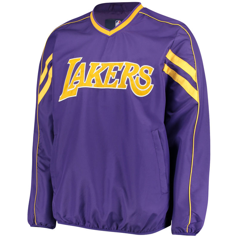Men's GIII Sports by Carl Banks Purple Los Angeles Lakers