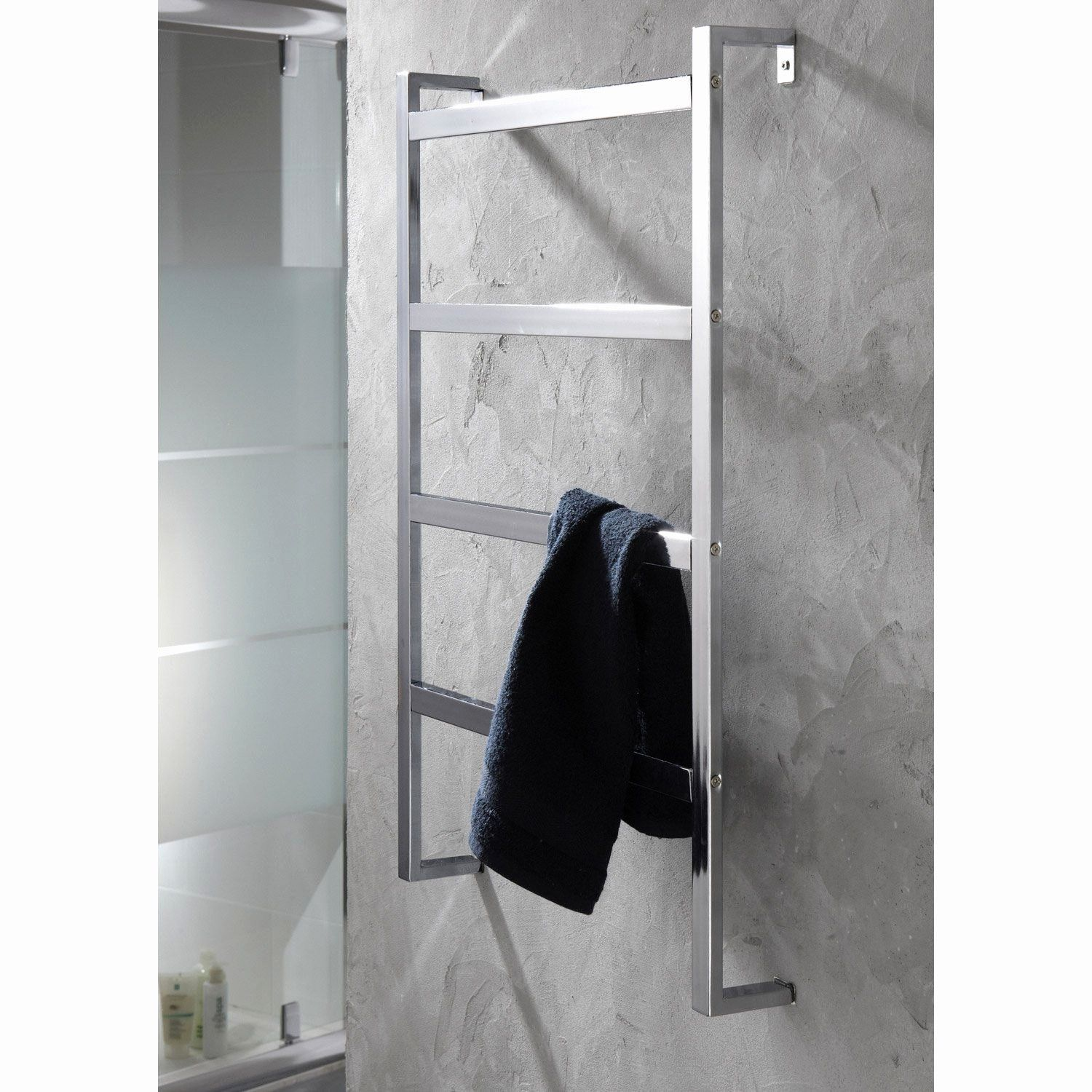 Lovely Radiateur Electrique A Inertie 2000w Bathroom Makeover Ladder Decor Towel Rack