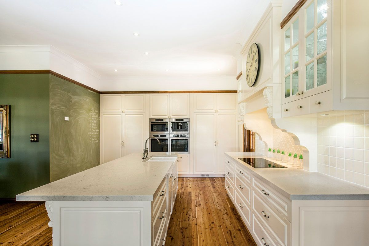 Konstruct Interior Solutions Featuring Caesarstone Dreamy
